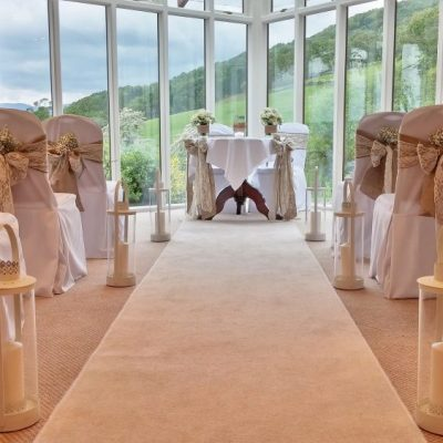Day Wedding in Segrave Room