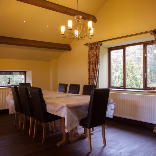 Lowtherwood Dining area